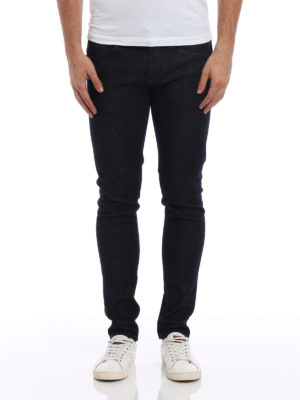 Dondup: skinny jeans online - George stretch denim jeans