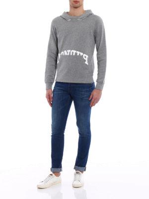 Dondup: skinny jeans online - George stretch denim skinny jeans