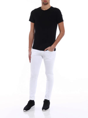 Dondup: skinny jeans online - George white jeans