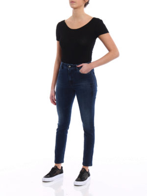 Dondup: skinny jeans online - Iconic stretch skinny jeans