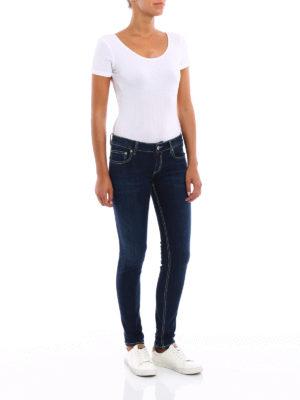 Dondup: skinny jeans online - Lambda low waist skinny fit jeans