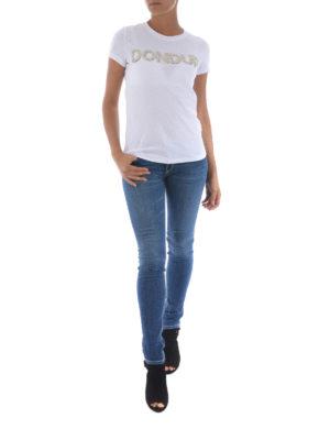Dondup: skinny jeans online - Lambda super skinny stretch jeans