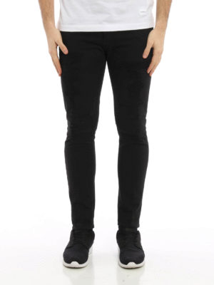 Dondup: skinny jeans online - Mius ripped jeans