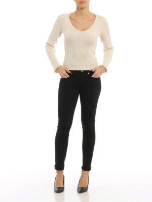 Dondup: skinny jeans online - Monroe low waist jeans