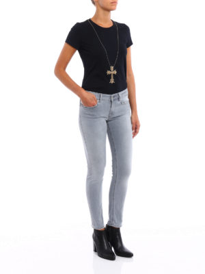 Dondup: skinny jeans online - Monroe low waist skinny jeans