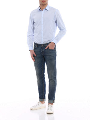 Dondup: skinny jeans online - Ritchie cotton skinny jeans