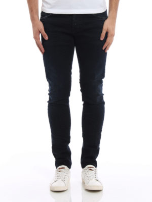 Dondup: skinny jeans online - Ritchie faded denim jeans