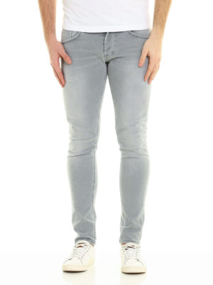 Dondup: skinny jeans online - Ritchie faded jeans