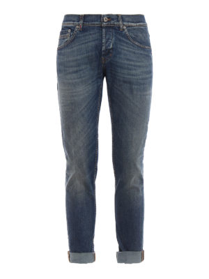 Dondup: skinny jeans - Ritchie cotton skinny jeans