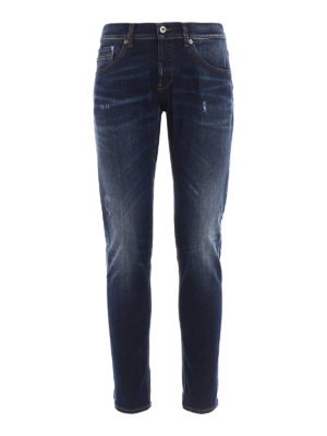 Dondup: skinny jeans - Ritchie skinny jeans