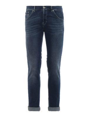 DONDUP: jeans skinny - Jeans Ritchie elasticizzati