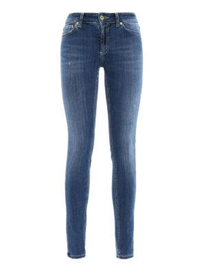 Dondup: skinny jeans - Tara 32 Inch jeans