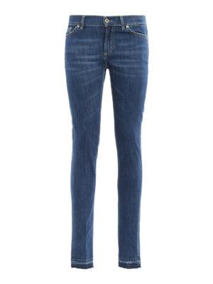 Dondup: skinny jeans - Tara jeans