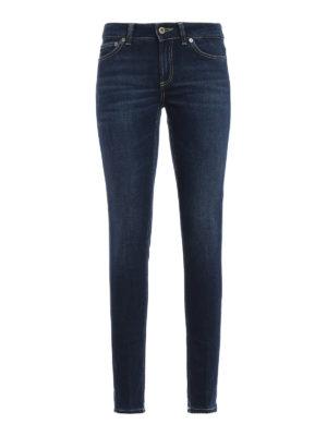 DONDUP: jeans skinny - Jeans skinny Tara
