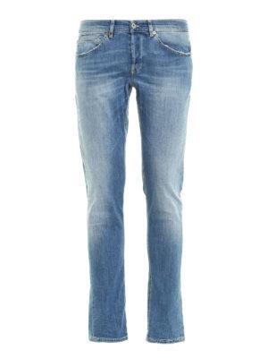 Dondup: straight leg jeans - George jeans