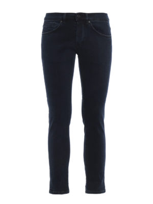 Dondup: straight leg jeans - George jeans