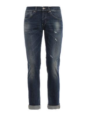 DONDUP: jeans dritti