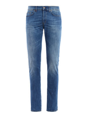 Dondup: straight leg jeans - Michy jeans