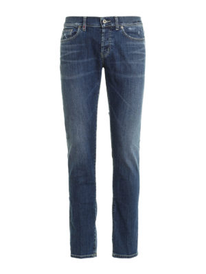 Dondup: straight leg jeans - Michy slim fit jeans