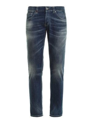 Dondup: straight leg jeans - Mius jeans