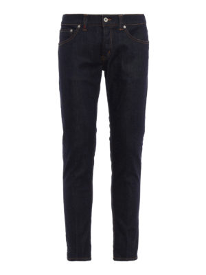Dondup: straight leg jeans - Mius jeans