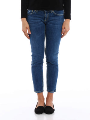 Dondup: straight leg jeans online - Dia Jeans