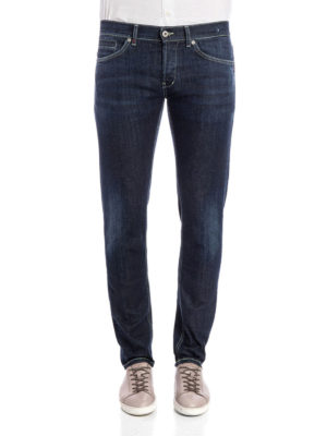 Dondup: straight leg jeans online - George denim jeans