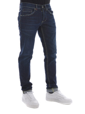 Dondup: straight leg jeans online - George jeans