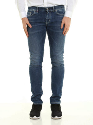 Dondup: straight leg jeans online - Michy slim fit jeans