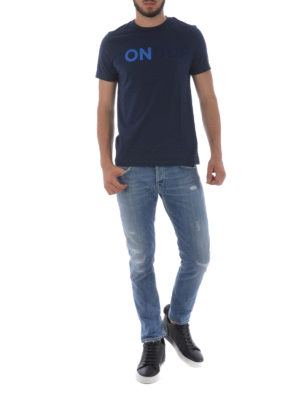 Dondup: straight leg jeans online - Mius stretch jeans