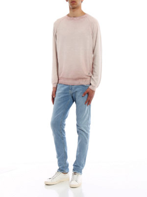 Dondup: straight leg jeans online - Ritchie light wash skinny jeans