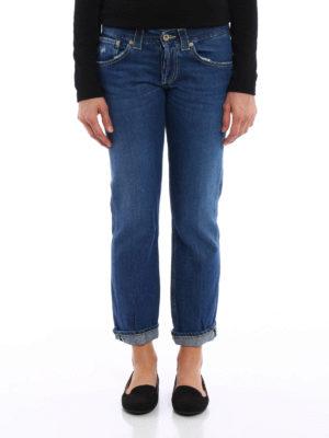 Dondup: straight leg jeans online - Segolene jeans
