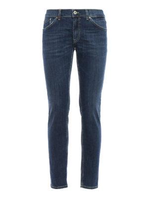 Dondup: straight leg jeans - Sammy jeans