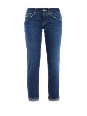 Dondup: straight leg jeans - Segolene jeans