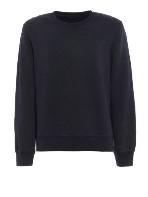 Dondup: t-shirts - Iconic oversize cotton T-shirt