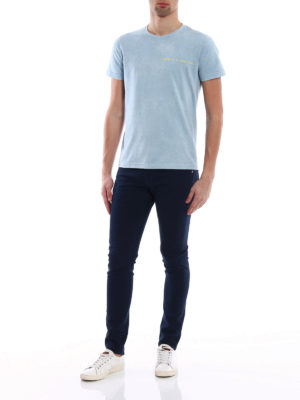 Dondup: t-shirts online - Cosmin pure cotton T-shirt