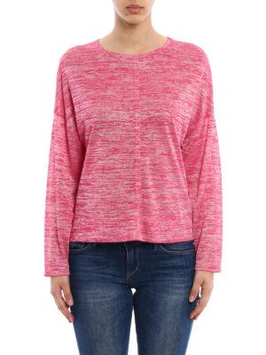 Dondup: t-shirts online - Eschine melange T-shirt
