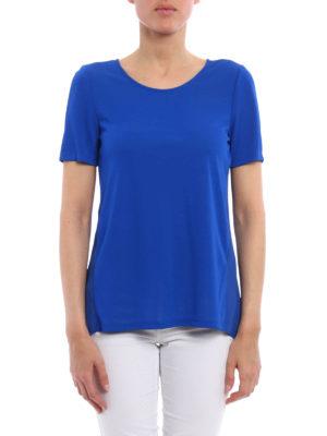 Dondup: t-shirts online - Maia open back T-shirt