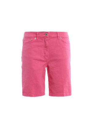Dondup: Trousers Shorts - Newholly denim shorts