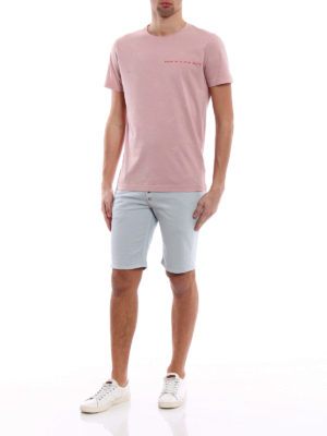 Dondup: Trousers Shorts online - Rolly denim shorts