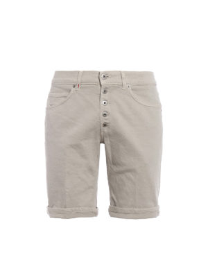 Dondup: Trousers Shorts - Rolly shorts