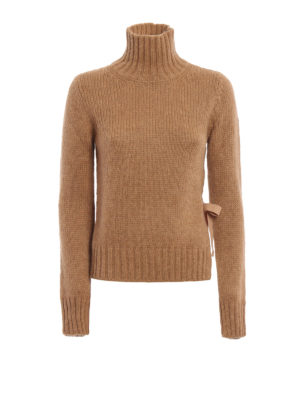 Dondup: Turtlenecks & Polo necks - Alpaca and merino wool turtleneck