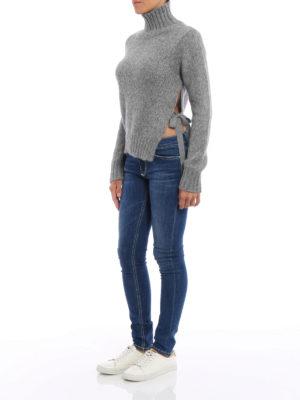 Dondup: Turtlenecks & Polo necks online - Alpaca and merino wool turtleneck