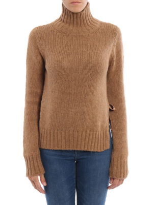 Dondup: Turtlenecks & Polo necks online - Alpaca and merino wool turtleneck