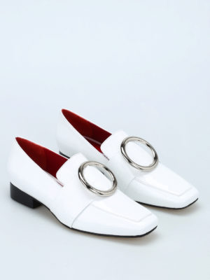 Dorateymur: Loafers & Slippers online - Harput patent loafers