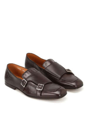 Doucal's: classic shoes online - Double monkstrap shoes