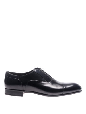 Doucal's: classic shoes - Polished leather Oxford shoes