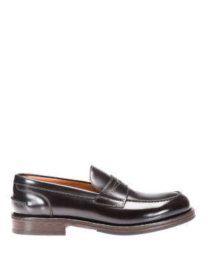 Doucal's: Loafers & Slippers - Leather classic loafers