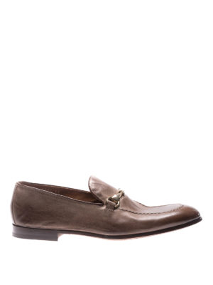 Doucal's: Loafers & Slippers - Vintage leather loafers