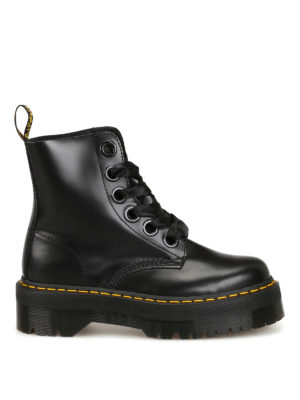 DR. MARTENS: ankle boots - Molly ankle boots